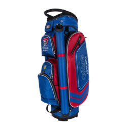 NRL Deluxe Cart Golf Bag - Knights