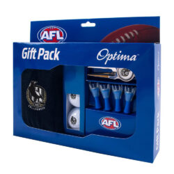 AFL Official Gift Pack Collingwood Magpies