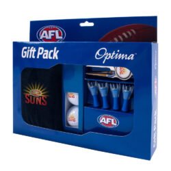 AFL Official Gift Pack Gold Coast Suns