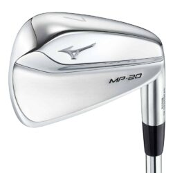 Mizuno MP-20 Forged Irons Steel Shafts (4-PW)