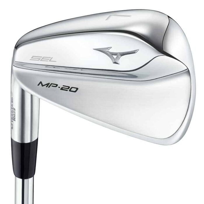 Mizuno MP-20 SEL Forged Irons Steel Shafts (3-PW) LH