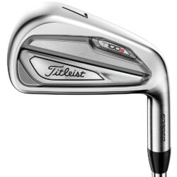 Titleist T100S Irons Steel Shafts (4-PW)
